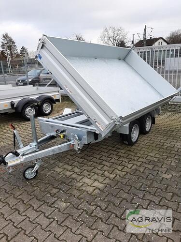 Humbaur Htk 3000.31 Mit E.-Pumpe Year of Build 2021 Salzkotten