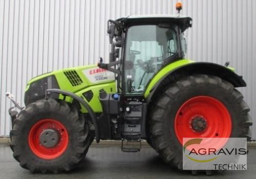 Claas Axion 830 Cmatic Bouwjaar 2016 Salzkotten