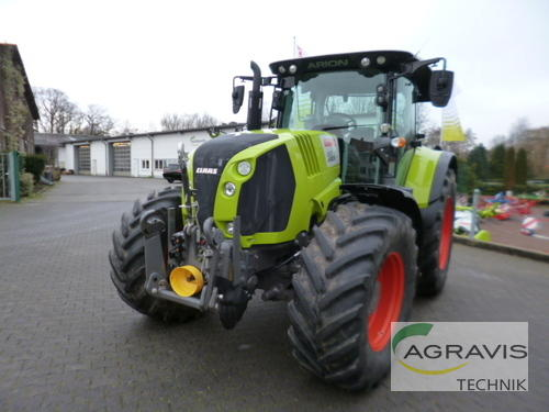 Claas Arion 650 Cmatic Baujahr 2016 Salzkotten