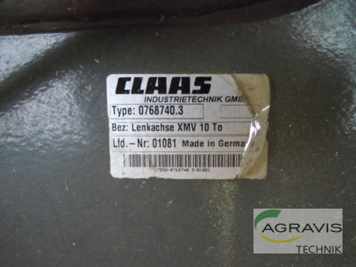 Attachment/Accessory Claas - ACHSE