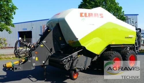 Claas Quadrant 3300 FC Rok produkcji 2015 Emsbüren