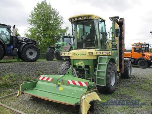 Krone Big M 400 Año de fabricación 2011 Aurich