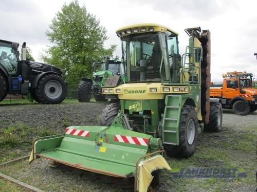 Krone Big M 400 Рік виробництва 2011 Aurich