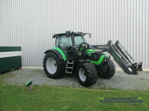 Deutz-Fahr Agrotron K 430 Frontlæsser Byggeår 2012