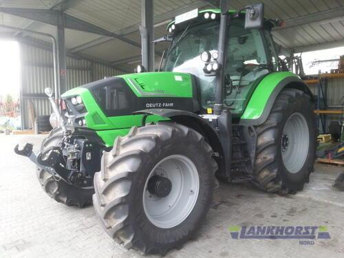 Deutz-Fahr Agrotron 6180 Rok produkcji 2014 Aurich