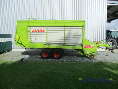 Claas Sprint 335 S Baujahr 1996 Aurich