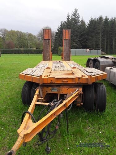 Fliegl Dts 300 Tieflader Baujahr 1995 Aurich