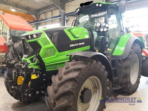 Deutz-Fahr 6215 Agrotron Ttv Baujahr 2017 Aurich