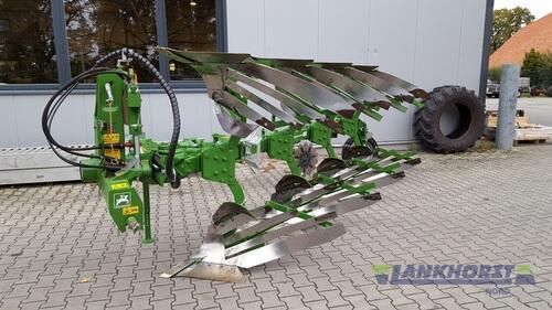 Amazone Cayros M 4-1020 V 4-Furchig Année de construction 2018 Aurich