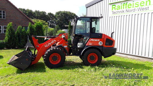 Kubota R065 Radlader Baujahr 2014 Jever