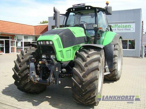 Deutz-Fahr Agrotron 630 TTV Anul fabricaţiei 2012 Jever
