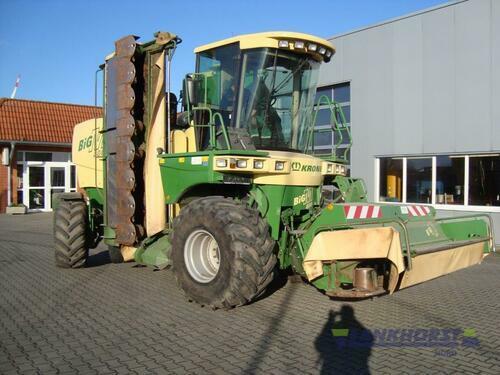 Krone Big M 400 Anul fabricaţiei 2010 Jever