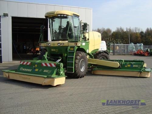 Krone Big M 420 Year of Build 2015 Jever