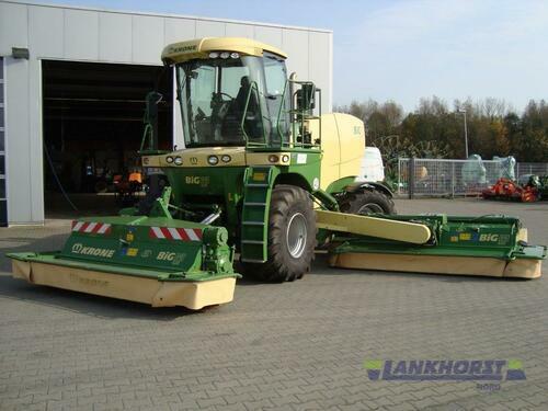 Krone Big M 420 Anul fabricaţiei 2015 Jever