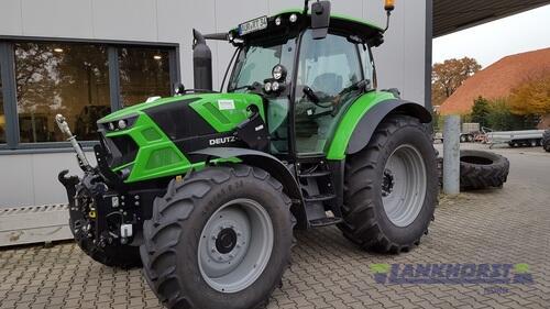 Deutz-Fahr Agrotron 6130 Año de fabricación 2017 Accionamiento 4 ruedas