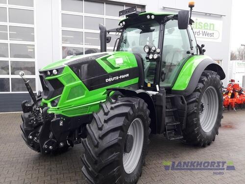 Deutz-Fahr Agrotron 6215 anno di costruzione 2017 Jever