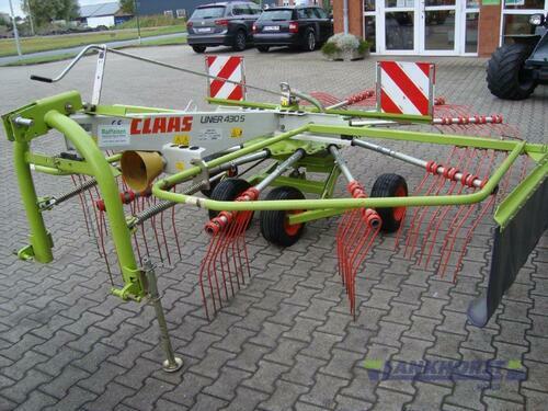 Claas Liner 430 S Baujahr 2008 Jever