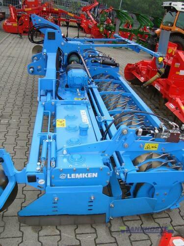 Lemken Zirkon 12/600 K Année de construction 2017 Jever