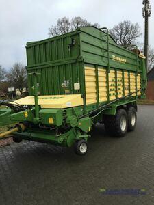 Lade- & Silierwagen Krone AX 310 GD Bild 0