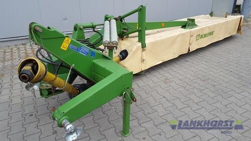 Krone Easycut 400 Anul fabricaţiei 2008 Wiefelstede-Spohle