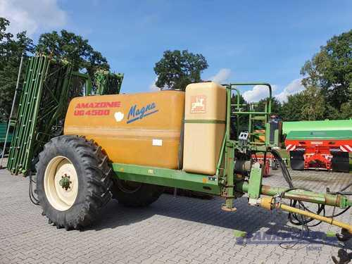 Amazone UG 4500 Magna Year of Build 1998 Wiefelstede-Spohle