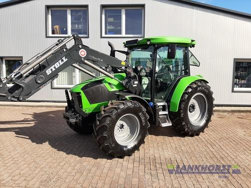 Deutz-Fahr 5100 G GS Front Loader Year of Build 2017