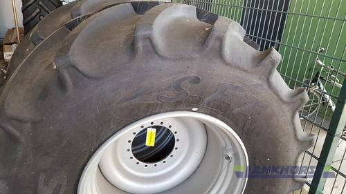 Bereifung Reifen Schläuche 710/60 R30 Рік виробництва 2018 Wiefelstede-Spohle