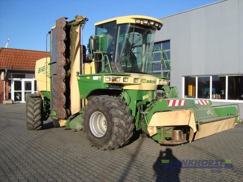 Krone Big M 400 Baujahr 2010 Wiefelstede-Spohle