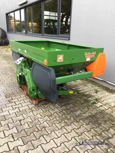 Amazone ZA-M 1501 Profis Tronic Année de construction 2016 Wiefelstede-Spohle