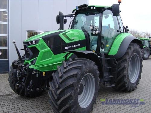 Deutz-Fahr 6215 Agrotron Ttv Year of Build 2017 Wiefelstede-Spohle