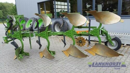 Amazone Cayros M 4-1020 V 4-Furchig Anul fabricaţiei 2018 Wiefelstede-Spohle