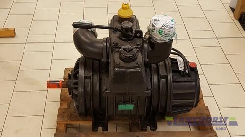 Kompressor Rok výroby 2014 Wiefelstede-Spohle