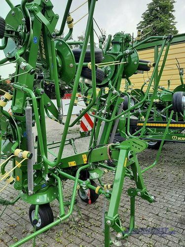 Krone Kw 7.92/8 Year of Build 2020 Wiefelstede-Spohle