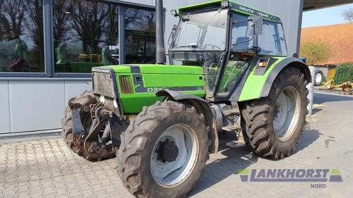 Deutz-Fahr DX 6.05 Year of Build 1989 Wiefelstede-Spohle