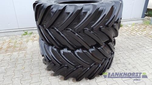 Bereifung Reifen Schläuche 600/60-R28 Wiefelstede-Spohle