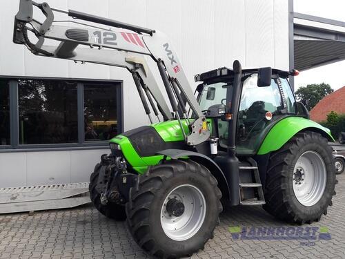 Deutz-Fahr Agrotron 610 TTV Rok výroby 2010 Wiefelstede-Spohle