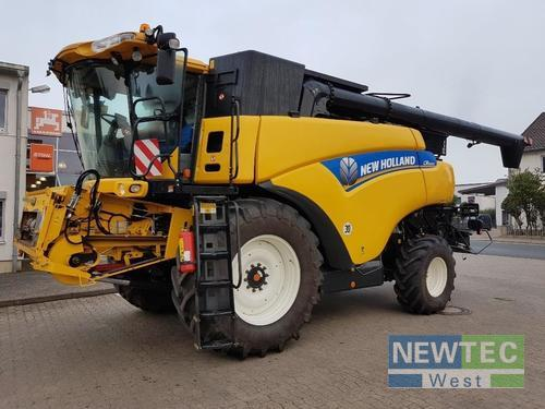 New Holland CR 9090 SCR