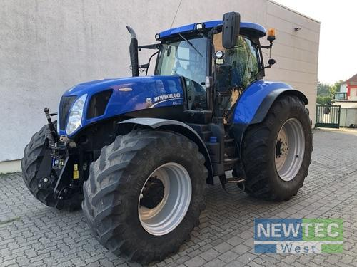 New Holland T 7.270 Auto Command Year of Build 2015 Harsum