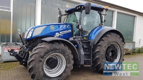 New Holland T 7.315 Auto Command HD Årsmodell 2015 Harsum