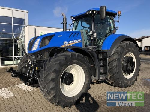 New Holland T 7.315 Auto Command HD Έτος κατασκευής 2016 Harsum