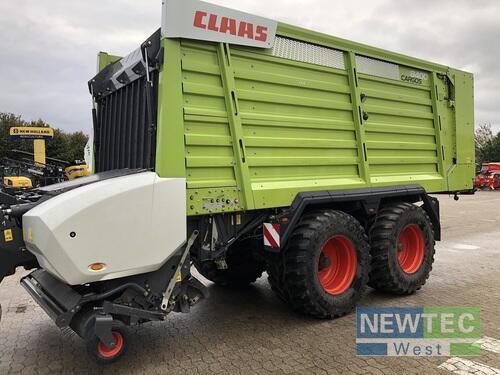 Claas Cargos 8400