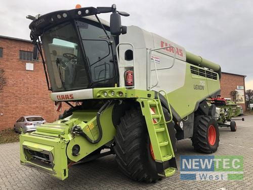 Combine Harvester Claas - LEXION 750