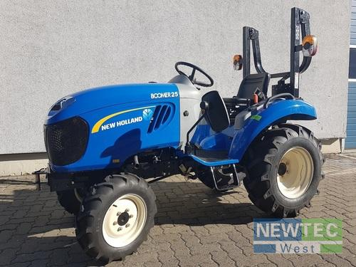 New Holland Boomer 25 Baujahr 2016 Harsum