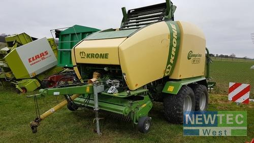 Krone Comprima Cf 155 Xc Год выпуска 2013 Harsum