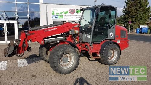 Weidemann 4070 Cx Årsmodell 2010 Harsum