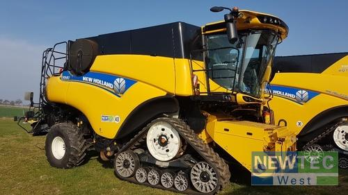 New Holland CR 9.80 Rok produkcji 2016 Harsum