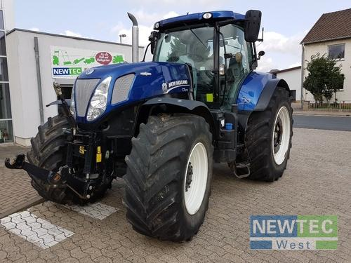 New Holland T 7.270 Auto Command Byggeår 2014 Harsum