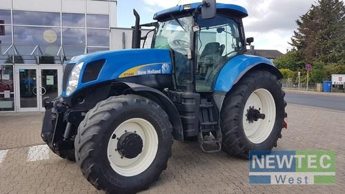 New Holland T 7040 Power Command Baujahr 2007 Harsum