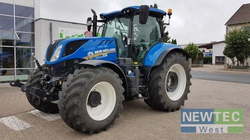 New Holland T 7.225 Auto Command Byggeår 2016 Einbeck-Dassensen