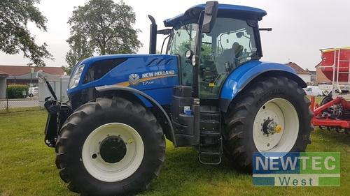 New Holland T 7.230 Power Command Anul fabricaţiei 2017 Einbeck-Dassensen